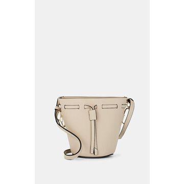 ZAC Zac Posen Belay Mini Leather Bucket Bag