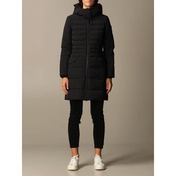 Peuterey Down Jacket In Quilted Technical Fabric