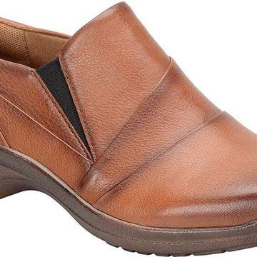 Comfortiva Sebring Round Toe Leather Loafer