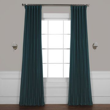 Exclusive Fabrics Bellino Blackout Curtain