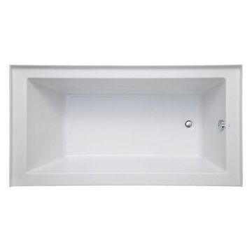 Mirabelle MIRSKS6032R Sitka Alcove Soaking Tub