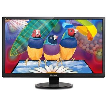 ViewSonic 28 Full HD Multimedia Widescreen LED Monitor with HDMI