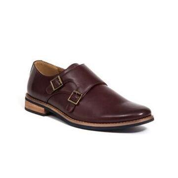 Deer Stags Men's Cyprus Monk Strap Loafer Men's Shoes