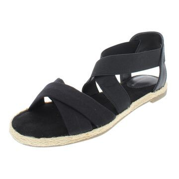 Giani Bernini Womens Colbey 2 Sandals Strappy Espadrilles