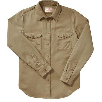Filson 6oz Drill Chino Shirt - Women's
