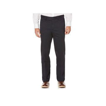 Savane Mens Flat Front Pant-Big and Tall