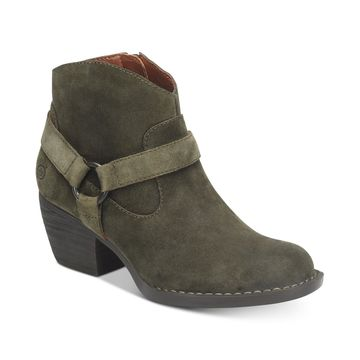 Carmel Harness Booties, Created for Macy's
