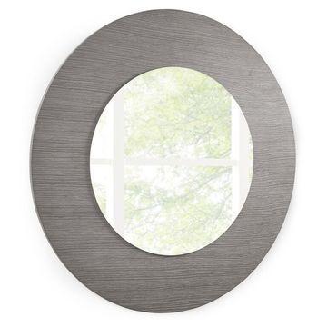 Whiteline Delaney Round Mirror