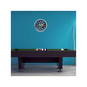 Citizen Blue Wall Clock-Cc2030