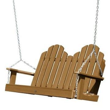 Classic Westport Porch Swing 4ft - Highwood
