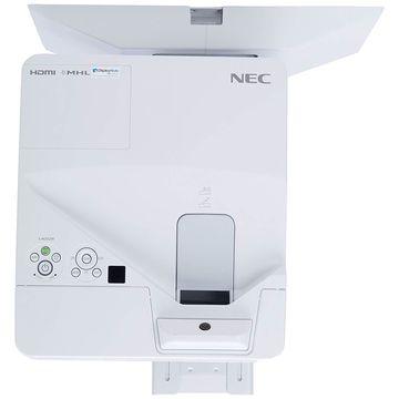 NEC Ultra-Short Video Projector (NP-UM352W-WK)