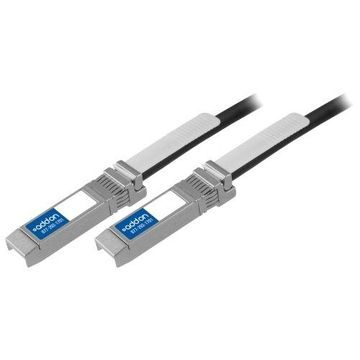 AddOn Cisco SFP-H10GB-ACU10M Compatible TAA Compliant 10GBase-CU SFP+ to SFP+ Direct Attach Cable (Active Twinax, 10m) - 100% compatible and guaranteed to work