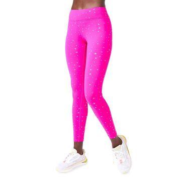 Mini Star UpLift Leggings, Pink