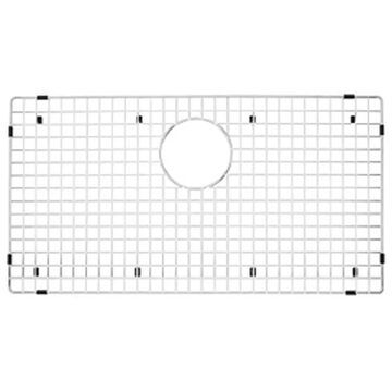 Blanco 16.125-in x 30-in Stainless Steel Sink Grid (Stainless)