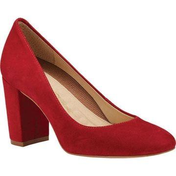 Walking Cradles Women's Matisse Pump Red Suede