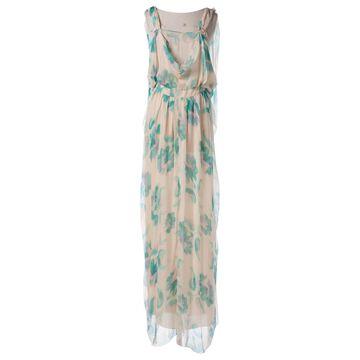 John Galliano \N Multicolour Silk Dresses