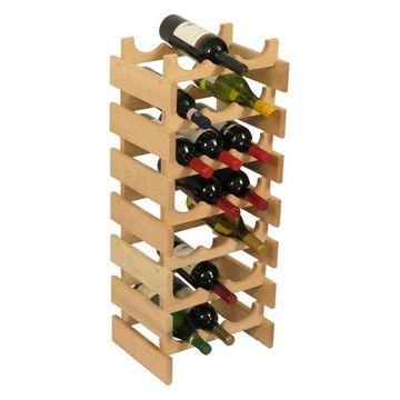 21-Bottle Wine Rack