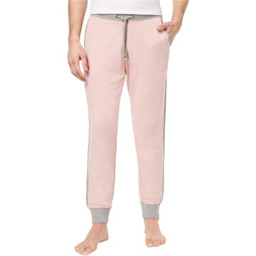 bar III Mens Heathered Pajama Jogger Pants