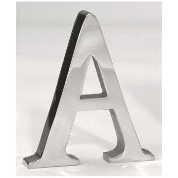 """St. Croix Kindwer 6"""" Aluminum Letter A"""
