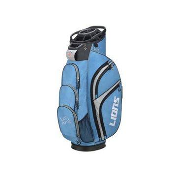 Wilson NFL Cart Golf Bag, Detroit Lions