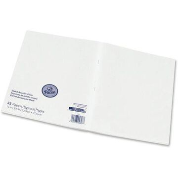 Pacon Beginner Sketch Booklet Bulk Carton Pack (48 Count)