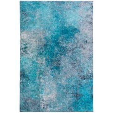 Dalyn Nebula NB5 Teal 8' x 10' Area Rug