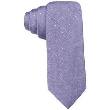 Ryan Seacrest Distinction Mens Dotted Necktie