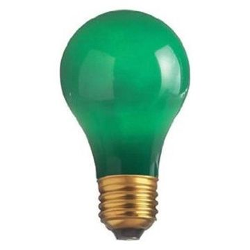 Bulbrite 106425 25 Watt 120 Volt A19 Standard Base Incandescent Light Bulb