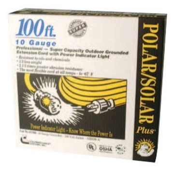 Southwire Polar/Solar Extension Cord, 5 in