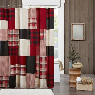 Woolrich Winter Hills Shower Curtain