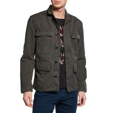 Men's Perry Twill Field Jacket