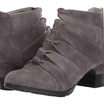 Jambu Samantha (Charcoal) Women's Shoes