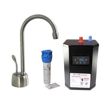 WESTBRASS Satin Nickel Instant Hot Water Dispenser   DT1F271-07