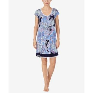 Ellen Tracy Knit Chemise Nightgown
