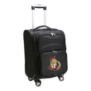 NHL Ottawa Senators 20-Inch Carry On Spinner