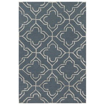 Loloi Rugs Panache Collection Slate and Taupe, 7'6