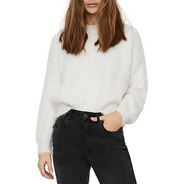 Vero Moda Autumn Fuzzy Sweater