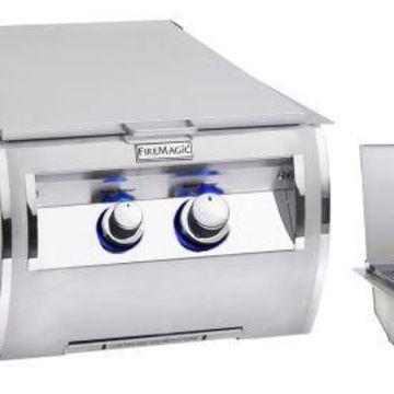 Echelon Diamond Built-In Double Searing Station - Liquid Propane