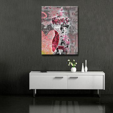 Ready2HangArt 'Urban Fashion I' Canvas Art