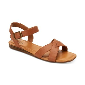 Women's Antonia Flat Sandals, Created for Macy's
