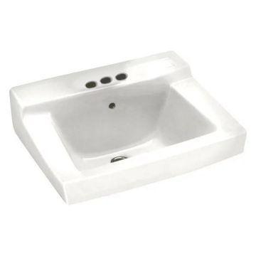 American Standard Declyn Wall-Mount Sink, White