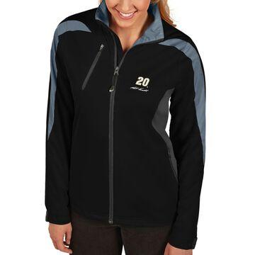 Matt Kenseth Antigua Women's Discover Full Zip Jacket - Black