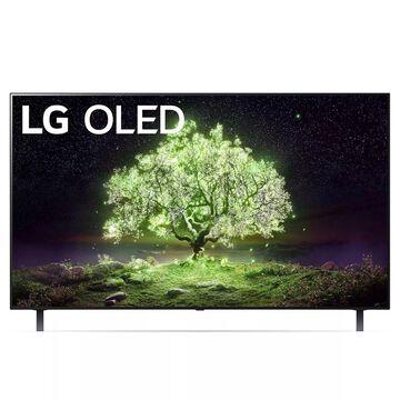 "LG 65"" Class 4K Ultra HD Smart OLED TV w/ ThinQ AI - OLED65A1AUA"