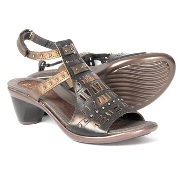 Naot Vogue Leather Sandals (For Women)