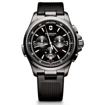 Men's 241731 Night Vision Chronograph