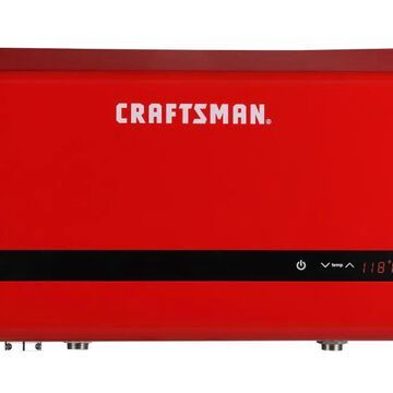 CRAFTSMAN 36-kW 240-Volt 7.3-GPM Electric Tankless Water Heater Stainless Steel | CM-XTEPA0036