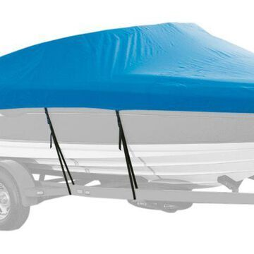 Westland Select Fit Boat Cover for V-Hull Runabout with Outboard