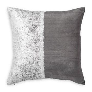 Michael Aram Metallic Texture Decorative Pillow, 18 x 18