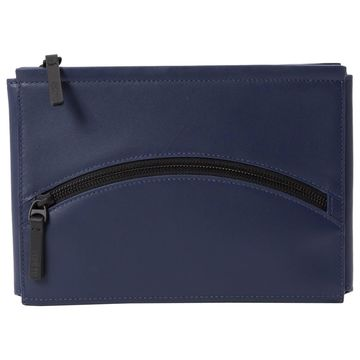 Camper Navy Leather Clutch bags