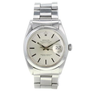 Rolex Datejust 36mm Other Steel Watches